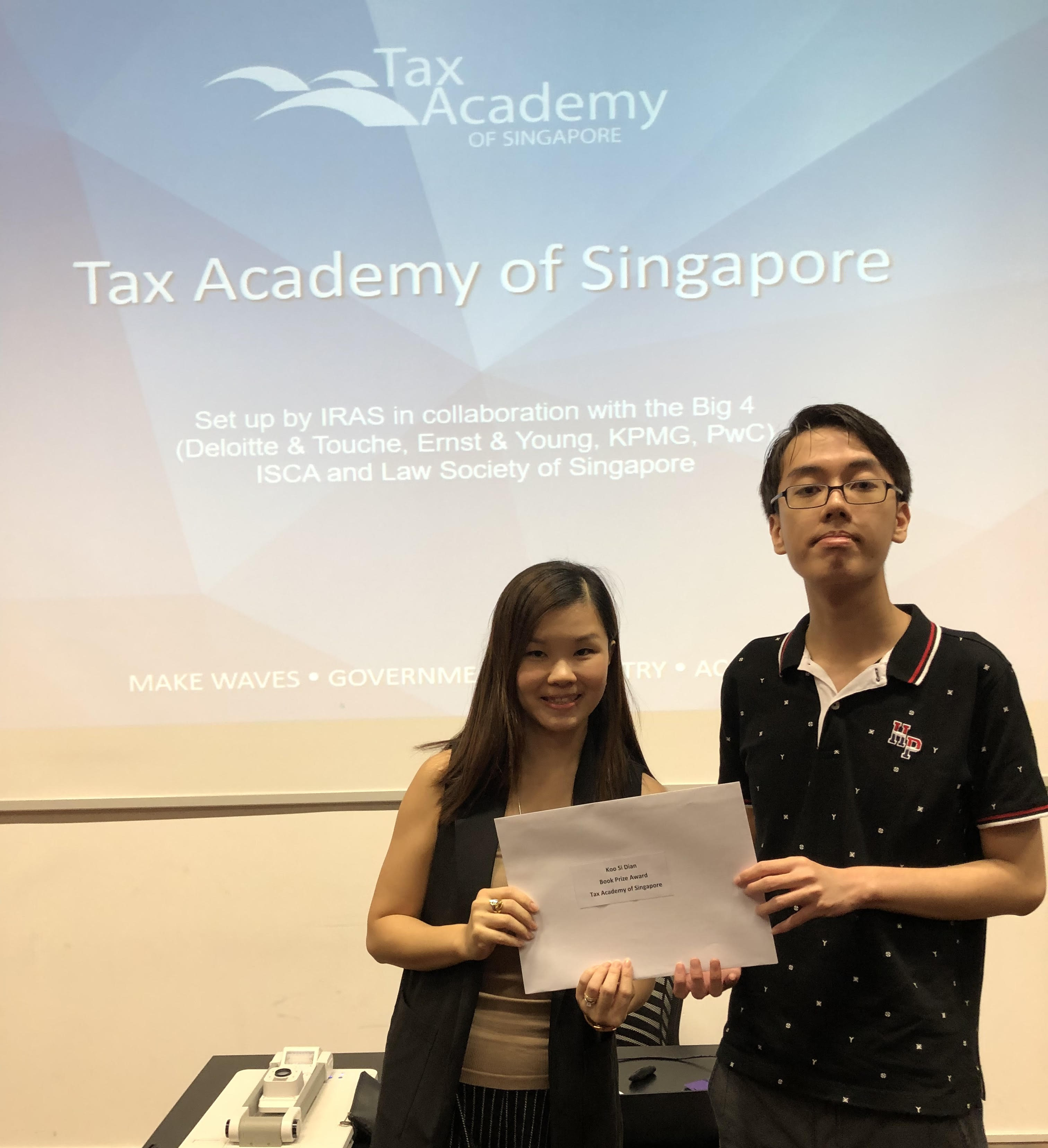 Image of Tax Academy Book Prize